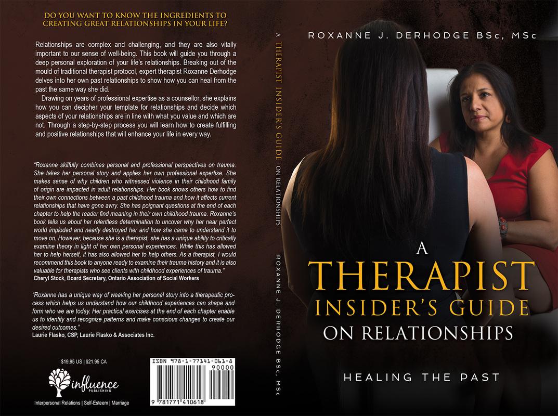 mental health expert Roxanne Derhodge certified psychotherapist