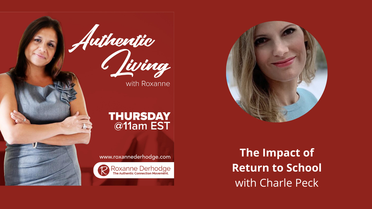 Authentic Living with Roxanne Derhodge and Charle Peck