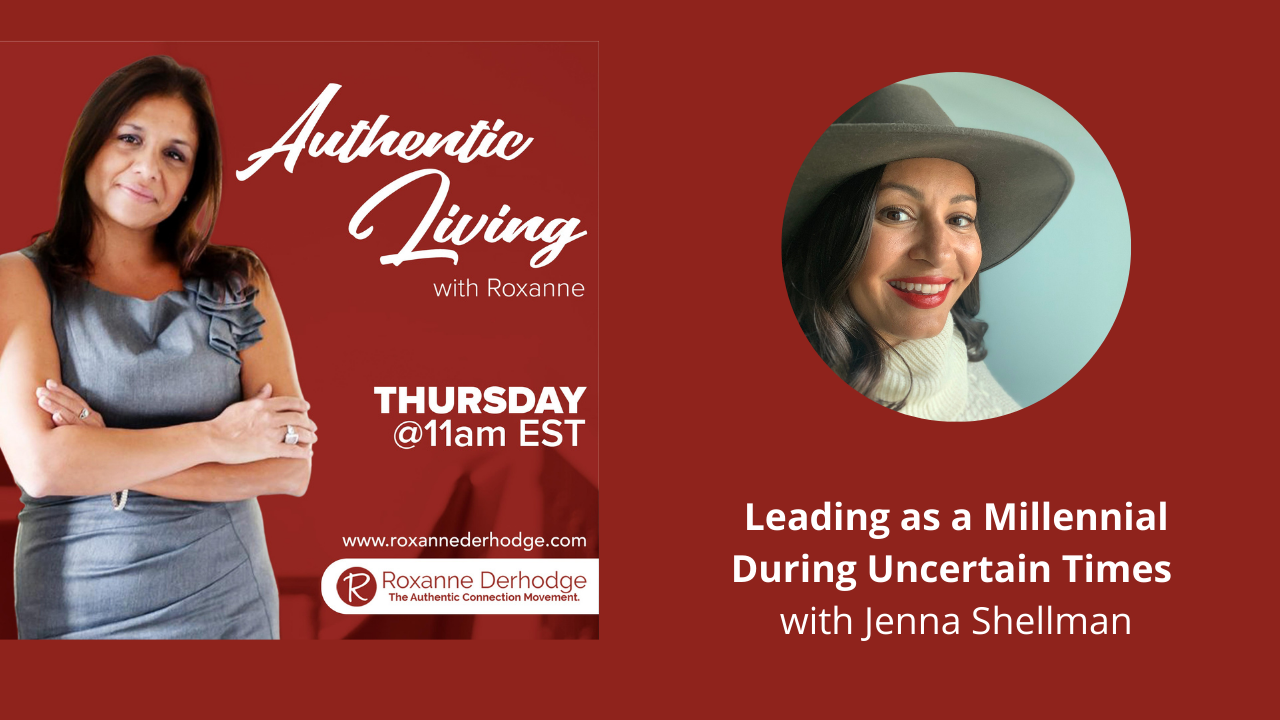 Authentic Living with Roxanne Derhodge and Jenna Shellman
