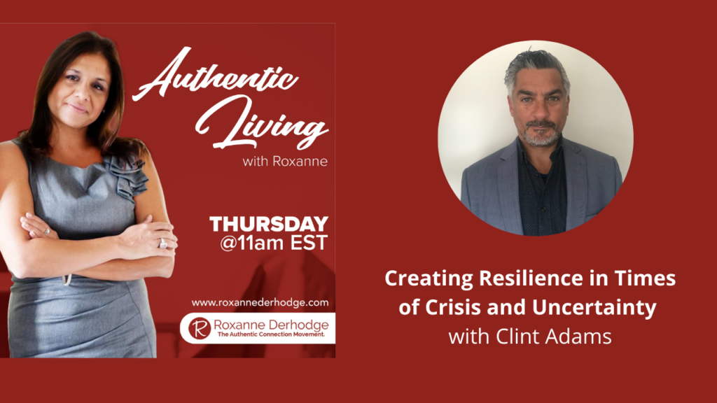Resilience with Roxanne Derhodge and Clint Adams