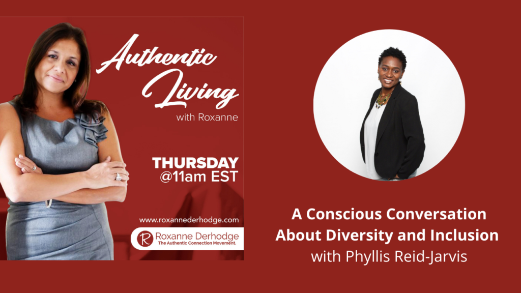 Diversity and Inclusion with Roxanne Derhodge and Phyllis Reid-Jarvis